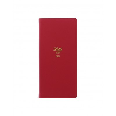 Icon Slim Pocket 1S/2P + plannings 2021